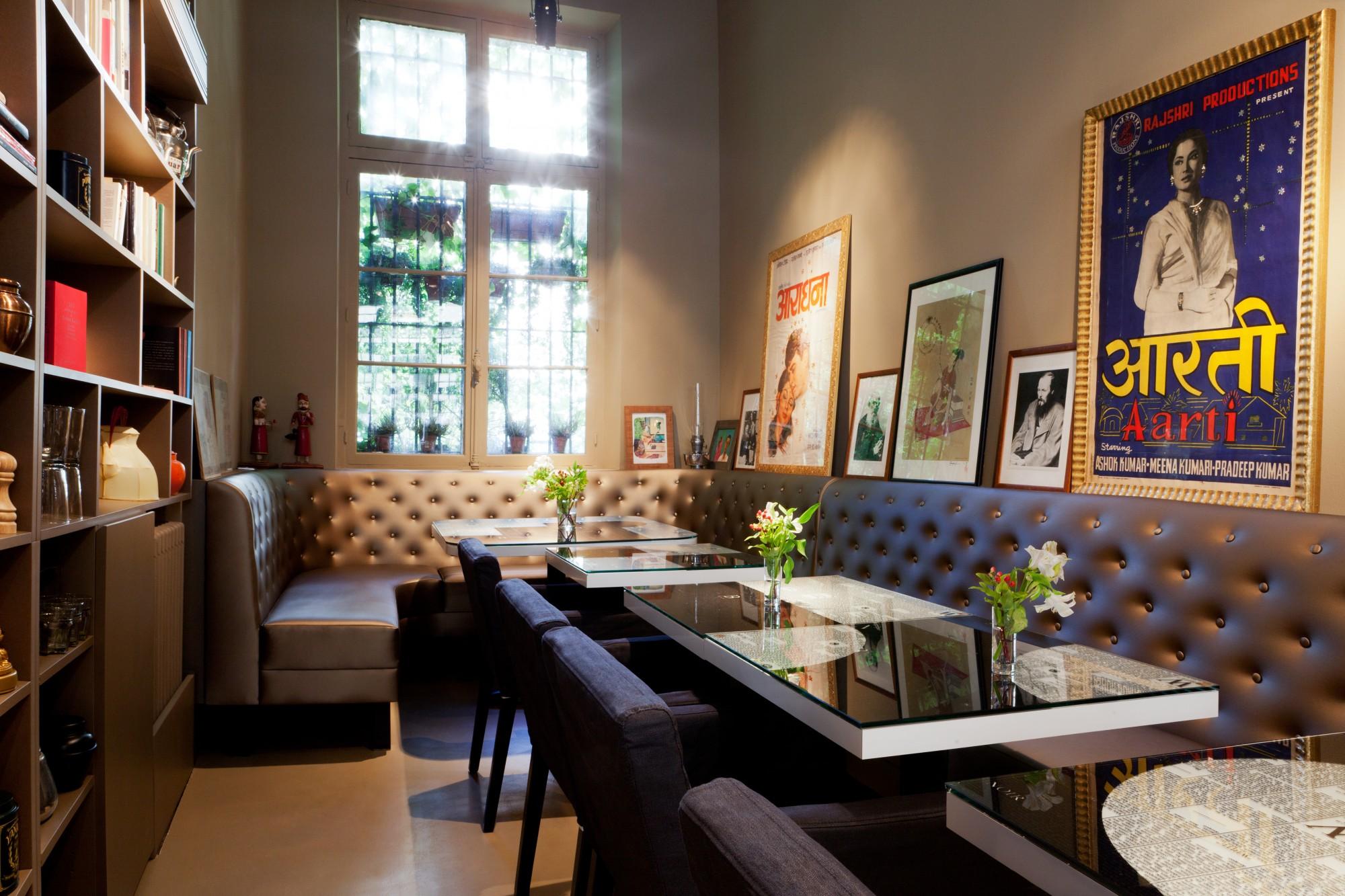 Restaurant Culrurel Lyon