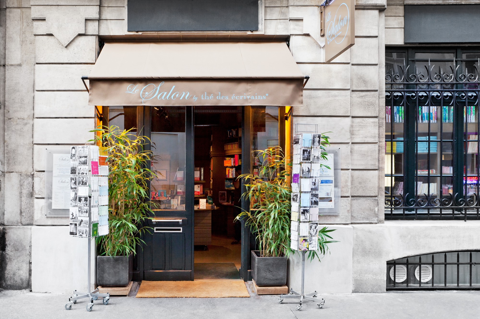 Le Thé des Ecrivains-Paris#11