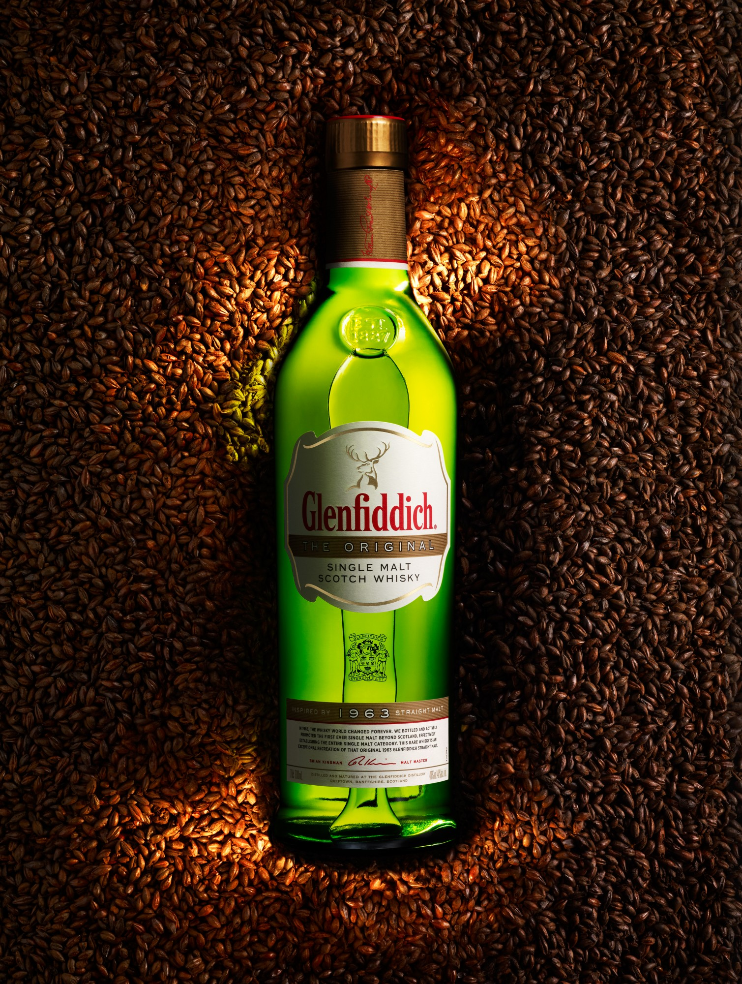 Glenfiddich The Original-Whisky Magazine